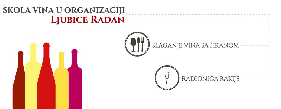 Trodnevna škola vina